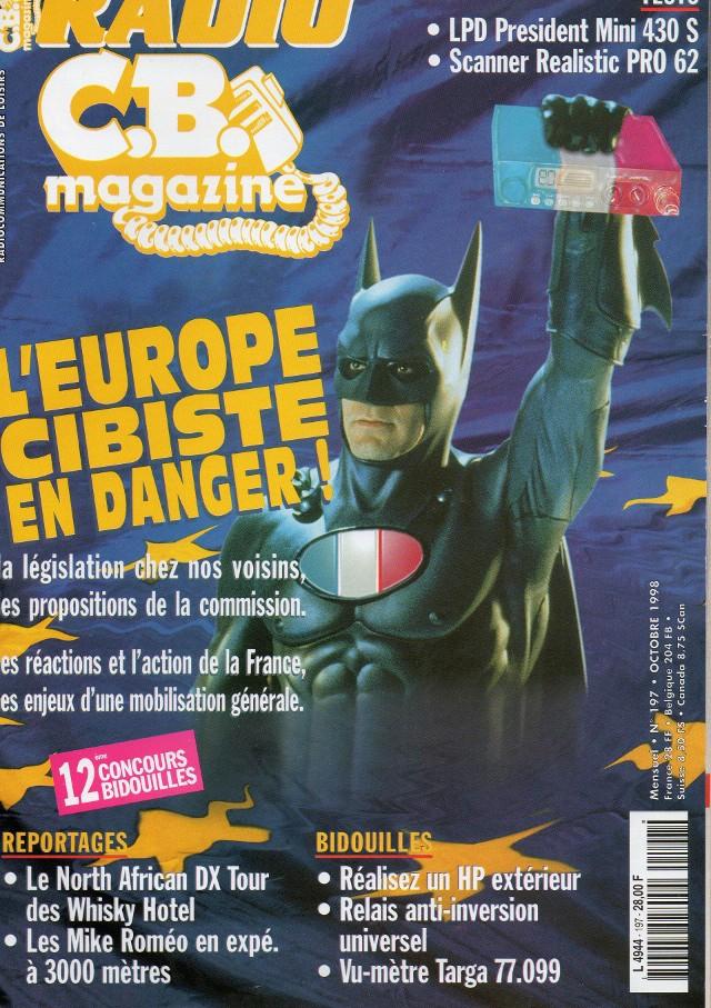 C.B. Magazine - Radio C.B. Magazine (Magazine (Fr.) Rcbm_115