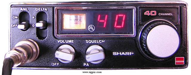 Sharp CB-2460 (Mobile) Sharp_10