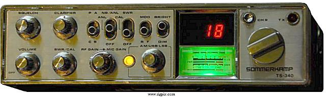Sommerkamp TS-340 (Mobile) Sommer13