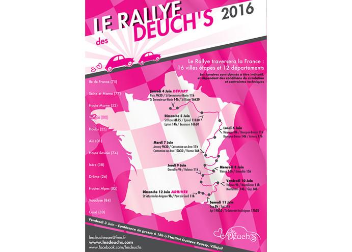 [LES DEUCH'S]Sur les routes de France pour une belle action Rally_10