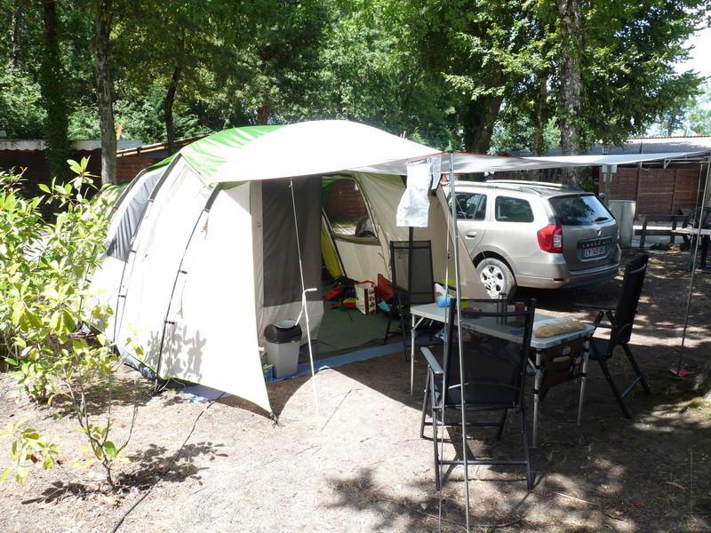 Camping les près verts Gastes dans les landes P1050912