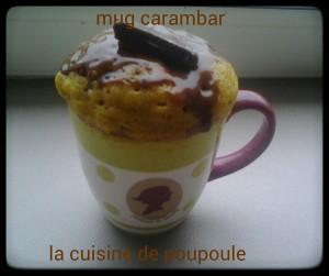 Mug cake au carambar 1010-p10