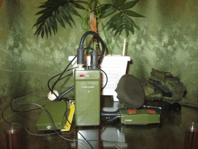 Радиостанции военного назначения O-168-10