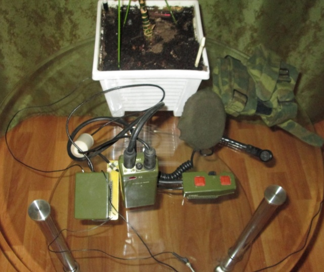 Радиостанции военного назначения O-168-12