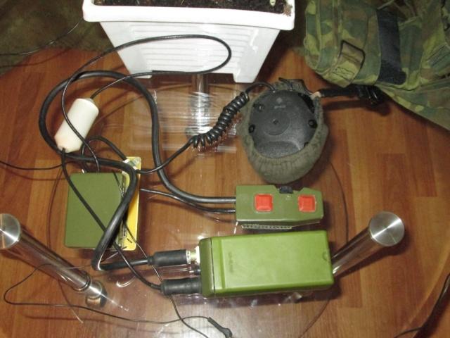 Радиостанции военного назначения O-168-14
