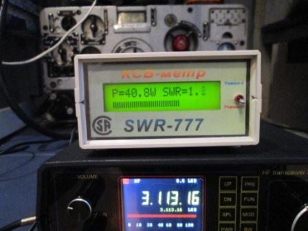 КСВ-метр на PIC контроллере Yo_00210