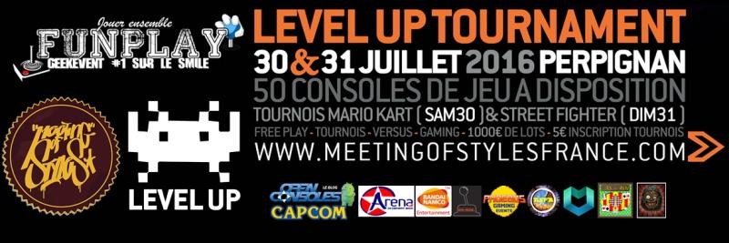 [30/31 - 07 - 2016] LEVEL UP TOURNAMENT Bansit10