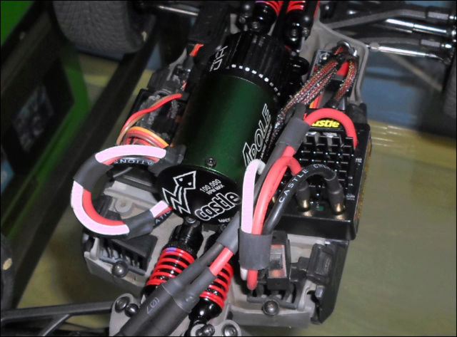E-Revo's 1/16 Brushless 3S (380/540) - Page 11 1110