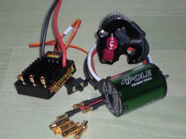 E-Revo's 1/16 Brushless 3S (380/540) 1b210