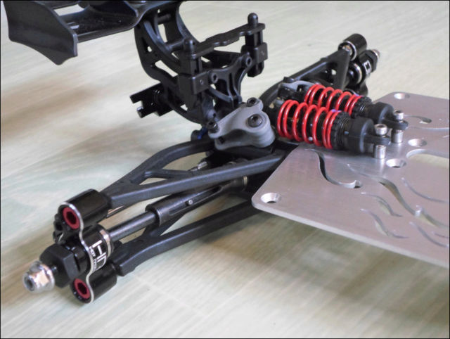 E-Revo's 1/16 Brushless 3S (380/540) - Page 13 2210