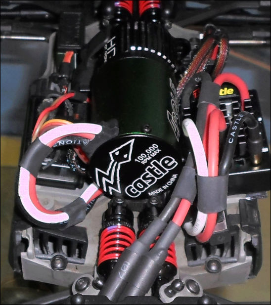 E-Revo's 1/16 Brushless 3S (380/540) - Page 11 311