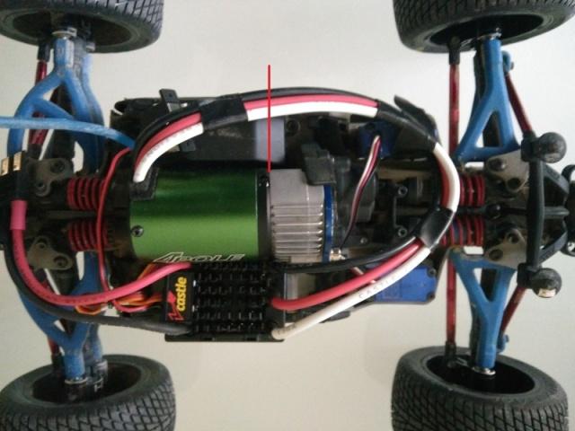 Compatibilité Big Block castle / Renfort Brace Driven Production/DP/The Toyz / Sway Bar HR Menas210