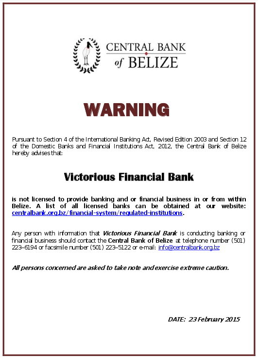 Currency Scam in Great Falls, MT Belize10