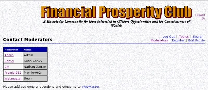 ARE YOU A MEMBER OF FINANCIAL PROSPERITY CLUB OR GEN64?? Fpc-mo10