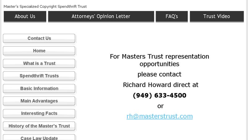 Is Garry Mcguire (Wingit) Involved In A Masters Trust Scam? Wingit17
