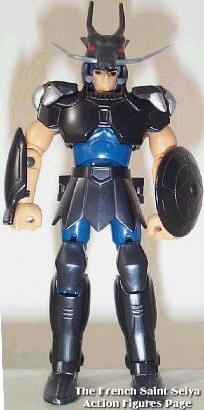 Cavalieri - Cerco cavalieri dello zodiaco NERI Modell10