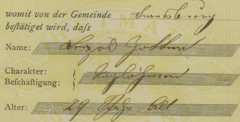Wer Kann altdeutsche Schrift lesen??? benötige Hilfe! Unbeka10