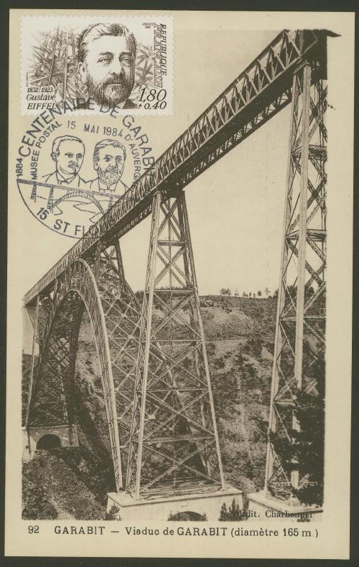 Brücken auf Briefmarken - Seite 2 Viaduc10