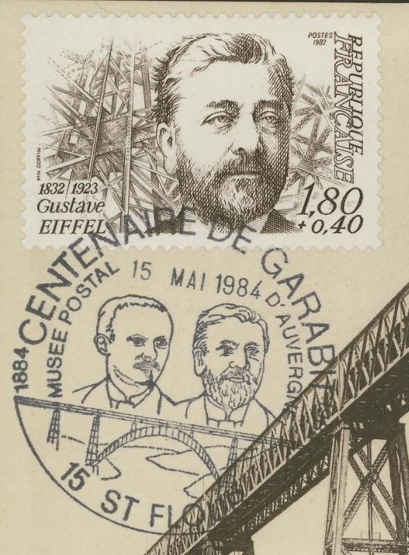 Brücken auf Briefmarken - Seite 2 Viaduc11