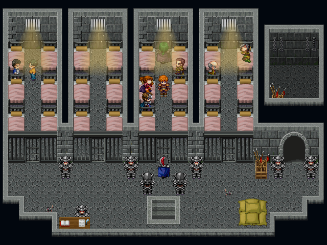 Votes : Session 95 - Mapping Show Prison10