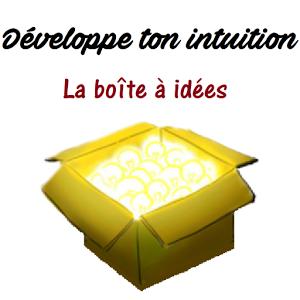 La boîte à idées... Maintenant dispo sur smartphone ! Unname10