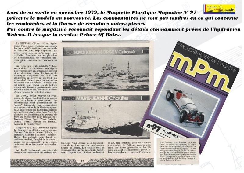 Cuirassé HMS KING GEORGE V Réf 1060 Concou24
