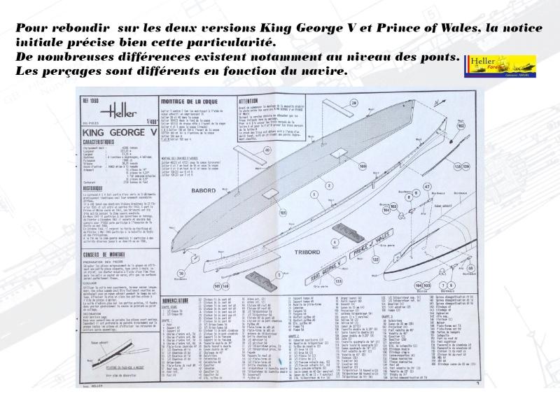 Cuirassé HMS KING GEORGE V Réf 1060 Concou26