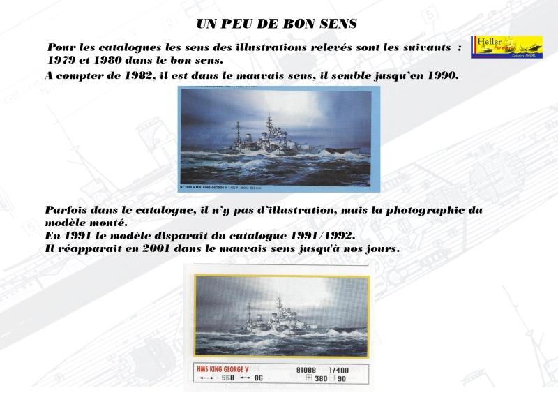 Cuirassé HMS KING GEORGE V Réf 1060 Concou33