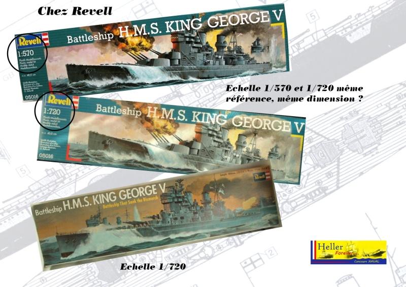 Cuirassé HMS KING GEORGE V Réf 1060 Concou39