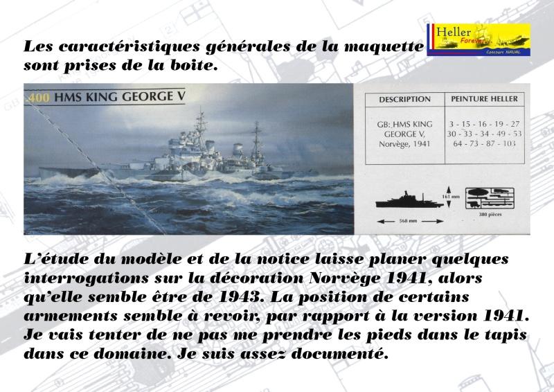 Cuirassé HMS KING GEORGE V Réf 1060 - Page 2 Concou46