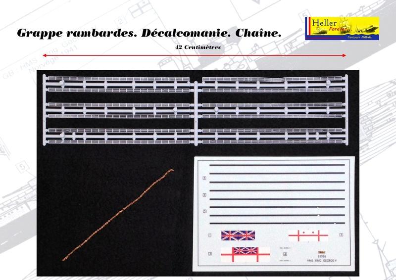 Cuirassé HMS KING GEORGE V Réf 1060 - Page 2 Concou49