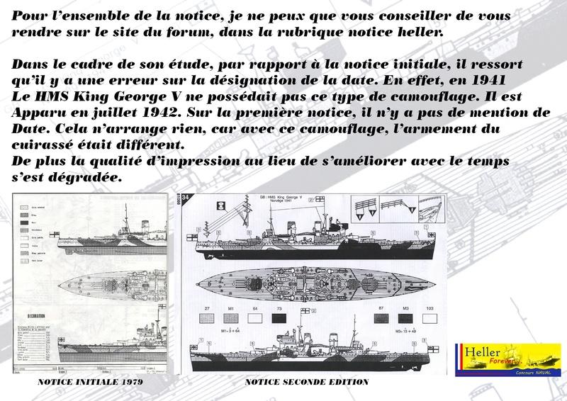Cuirassé HMS KING GEORGE V Réf 1060 - Page 2 Concou56