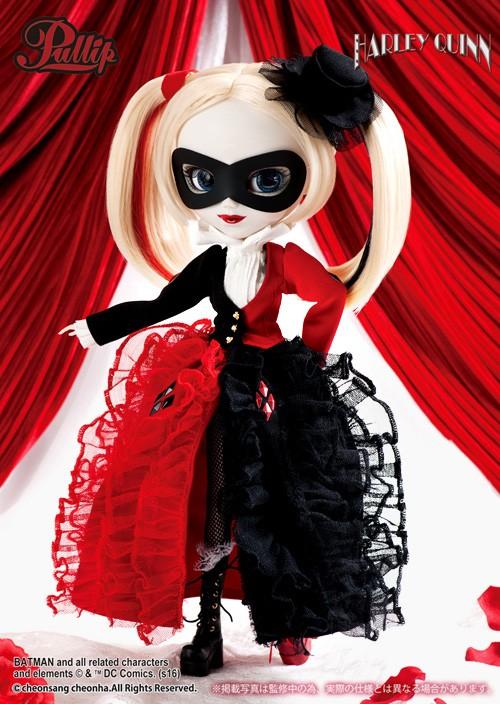 [ Août 2016 Comic Con ] Pullip Harley Quinn Dress Vers. Harley11