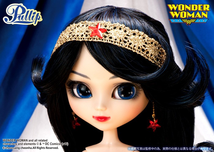 [ Août 2016 Comic Con ] Pullip Wonder Woman Dress Vers. Wonder10