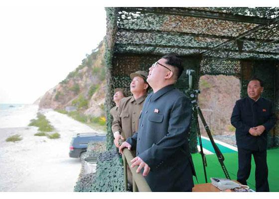 Corée du Nord - Page 5 2016-017