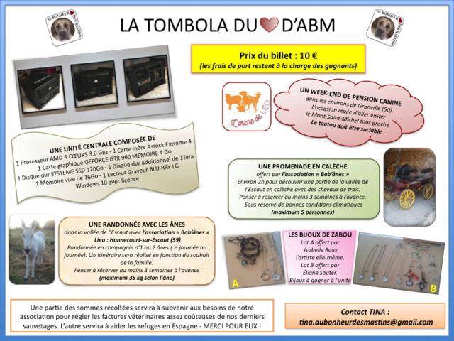 LA TOMBOLA DU COEUR D'AU BONHEUR DES MASTINS Diapos22