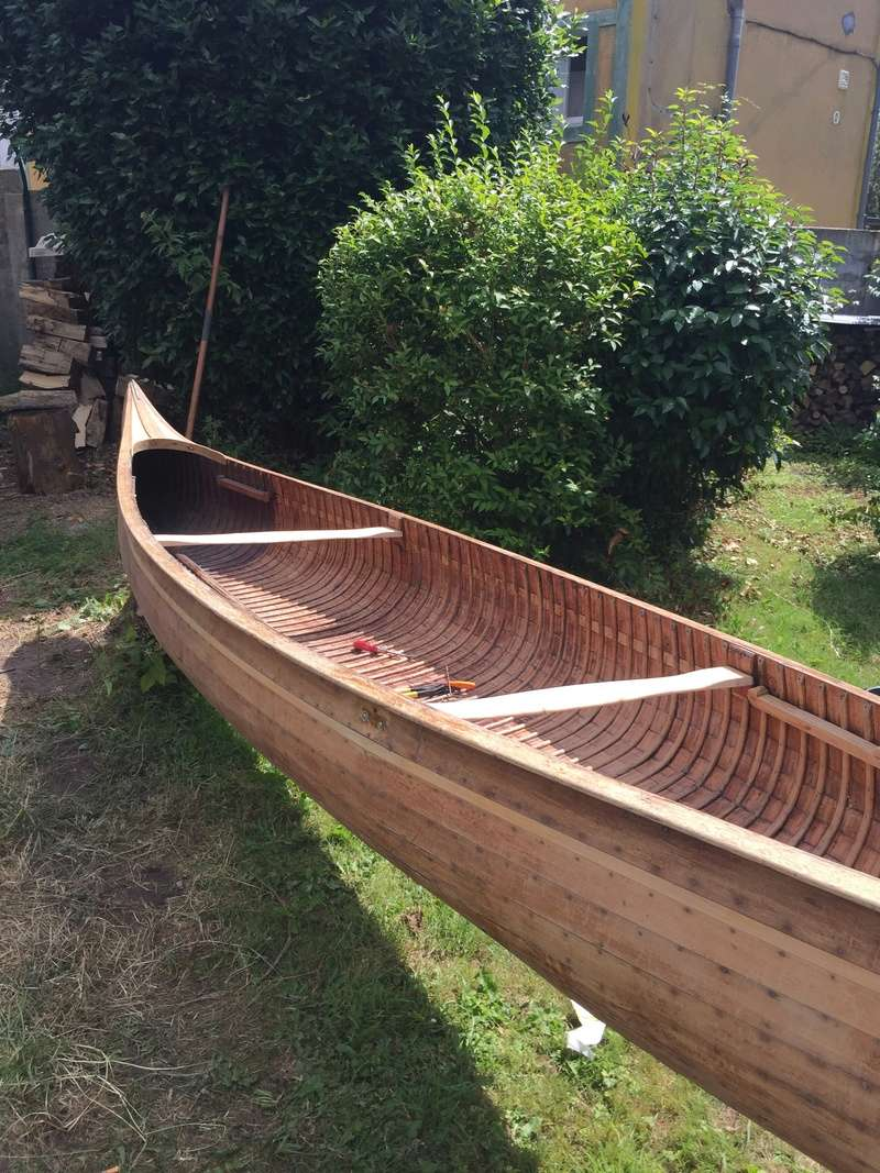 Nouveau venu qui se lance dans la rénovation d'un canoe DE SAEVER Img_2111