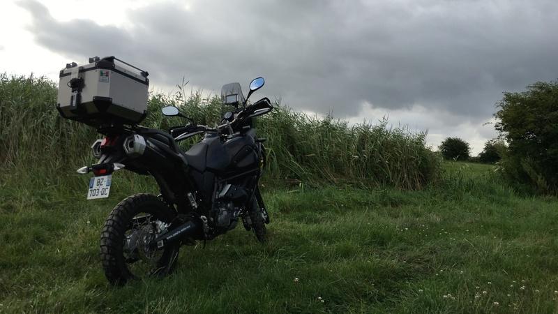 Ma nouvelle monture XT660Z Image10