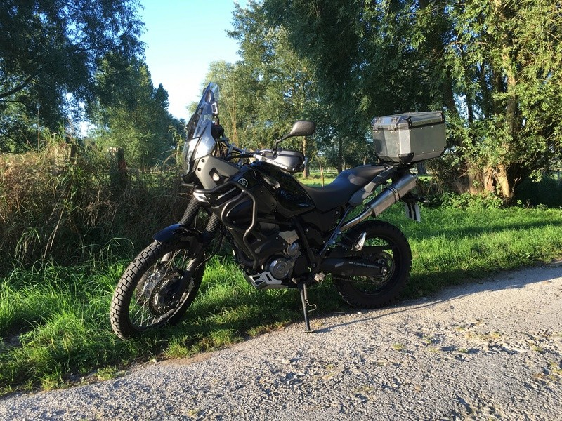 Ma nouvelle monture XT660Z Image14