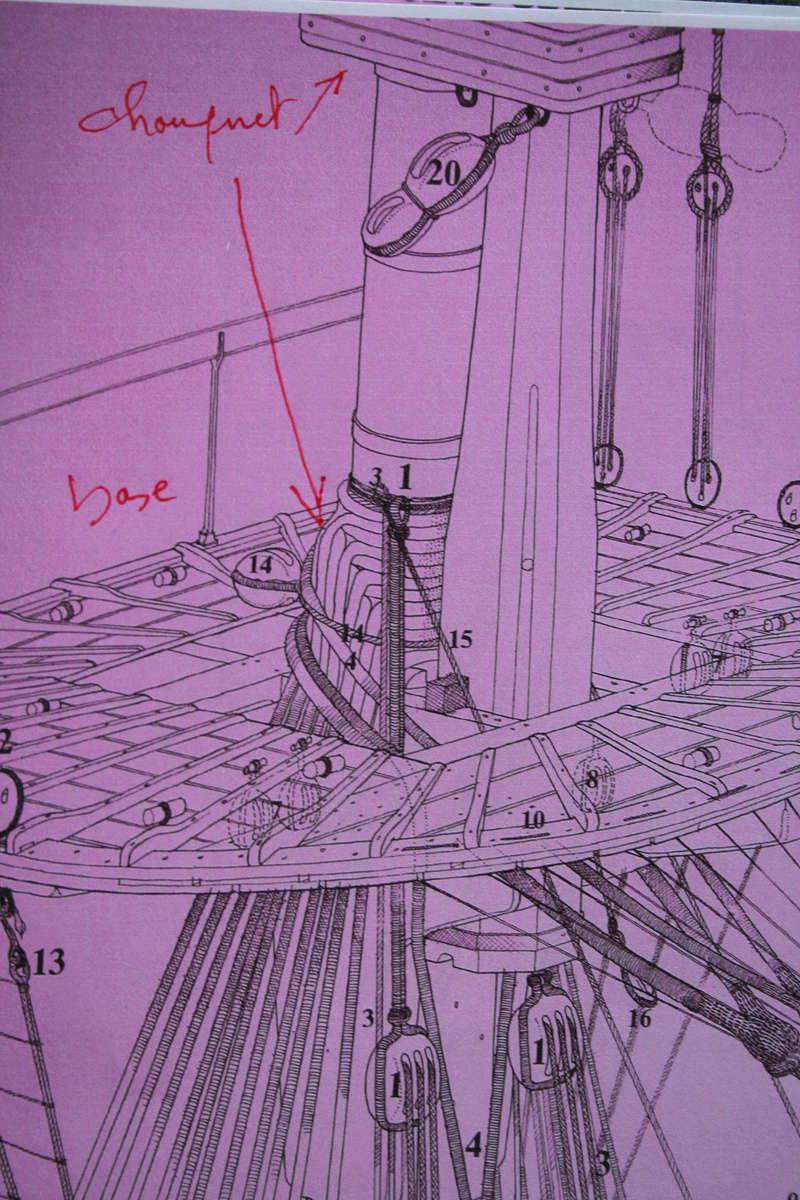 """""""La Licorne"""" sur base du kit Hachette - Page 2 Img_8319"""