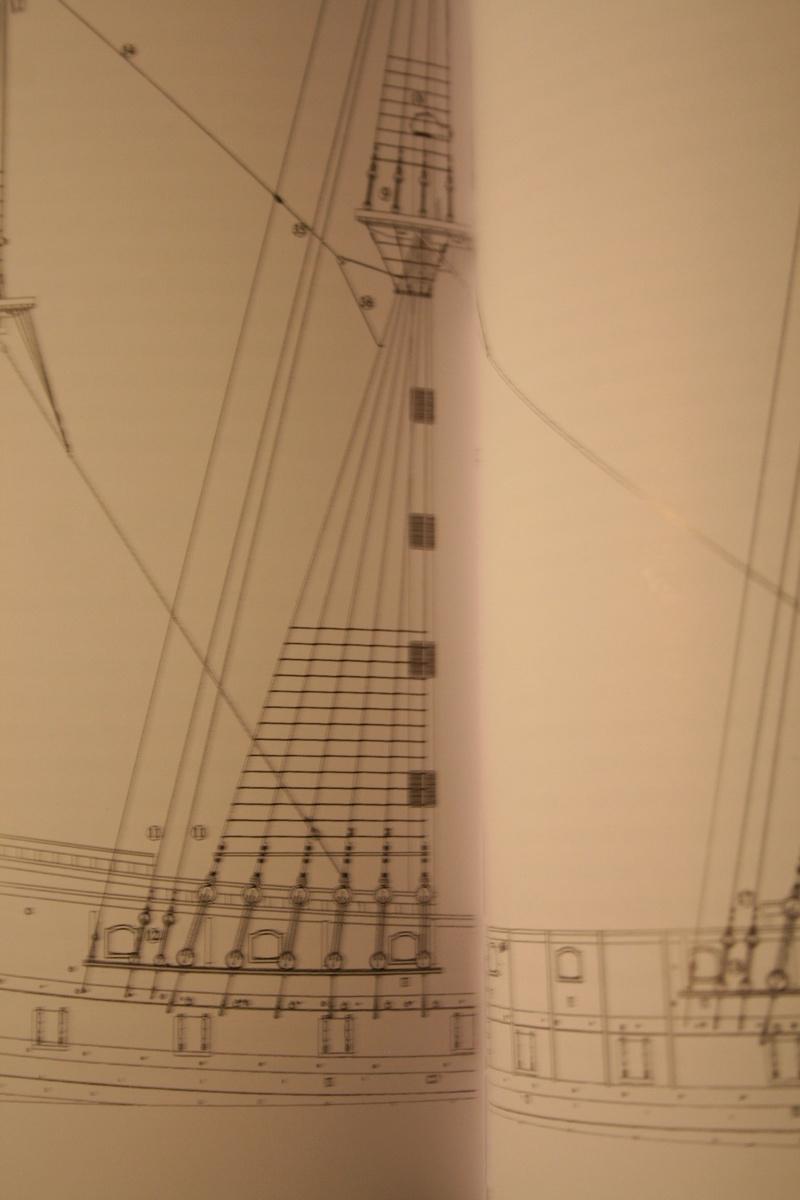 """""""La Licorne"""" sur base du kit Hachette - Page 2 Img_8411"""