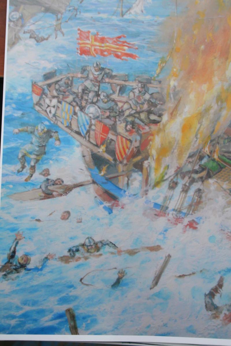Nef de pirates normands au 1/60 e par JJ Img_8512