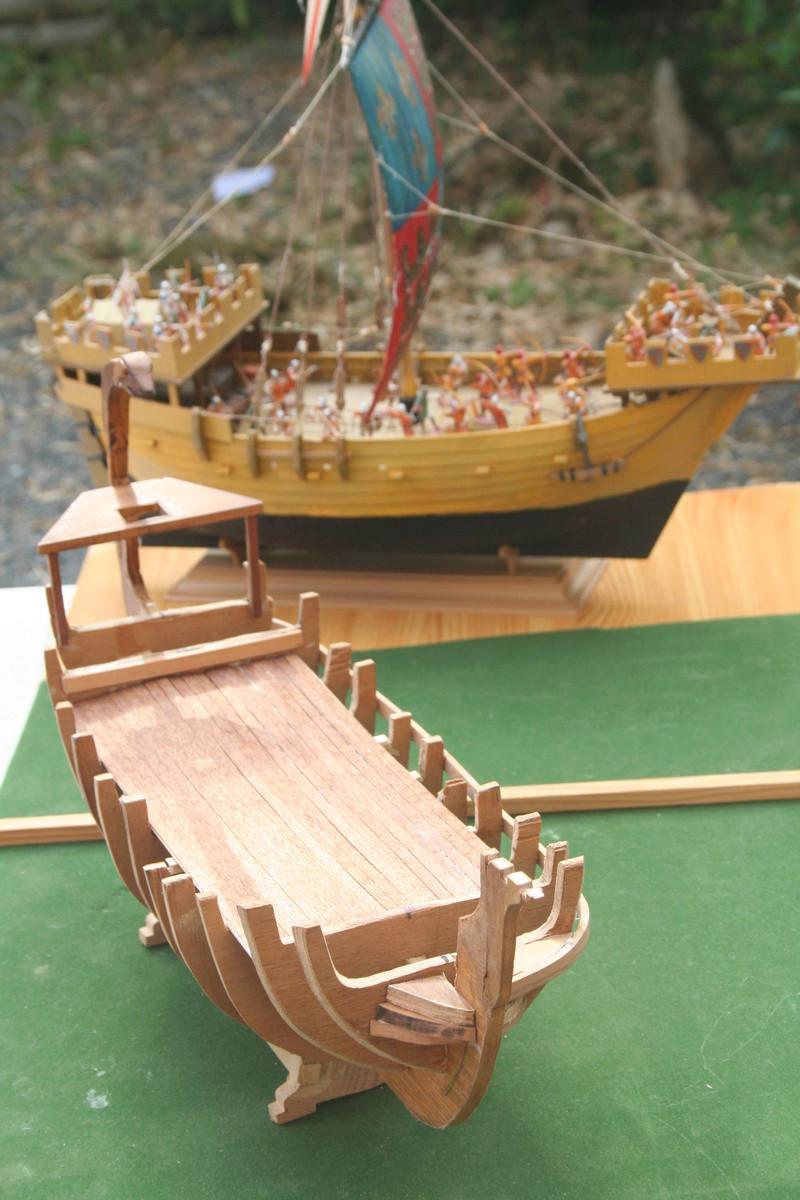 Nef de pirates normands au 1/60 e par JJ Img_8610