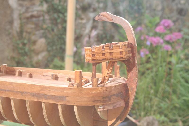 Nef de pirates normands au 1/60 e par JJ - Page 2 Img_8637