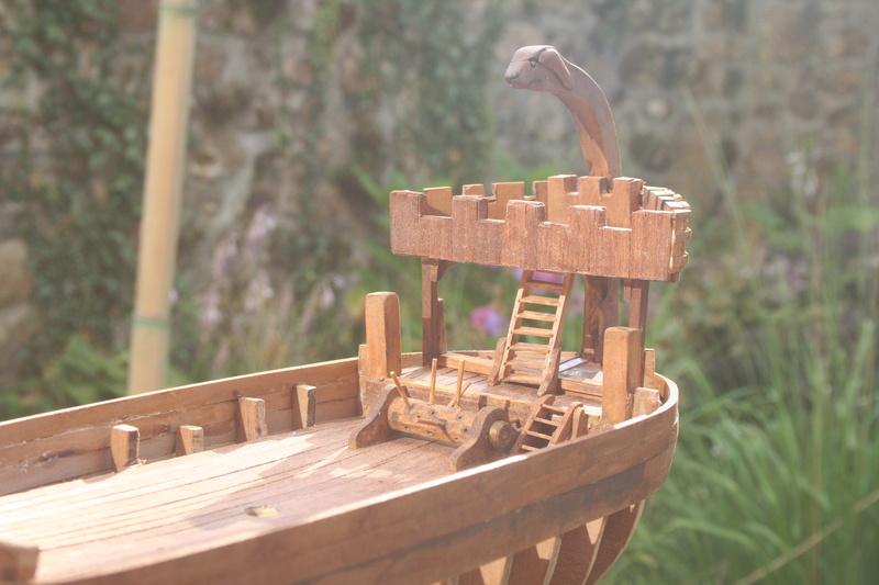 Nef de pirates normands au 1/60 e par JJ - Page 2 Img_8638