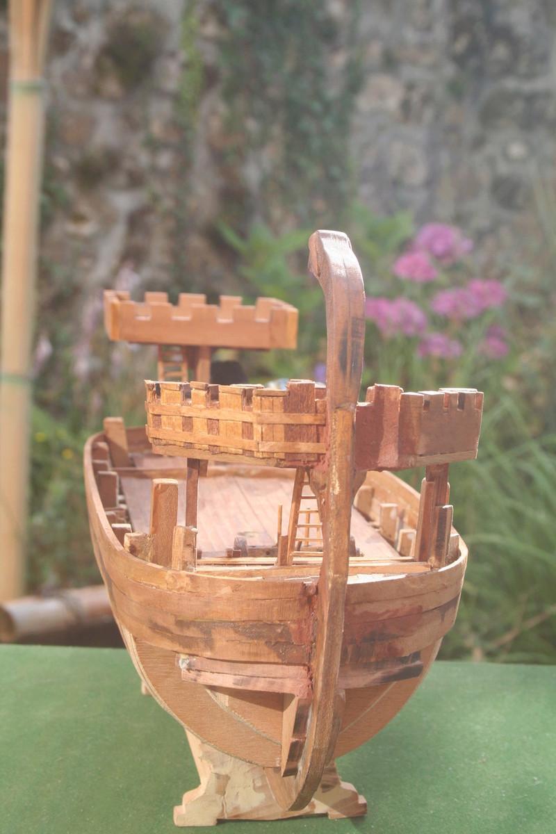 Nef de pirates normands au 1/60 e par JJ - Page 2 Img_8640