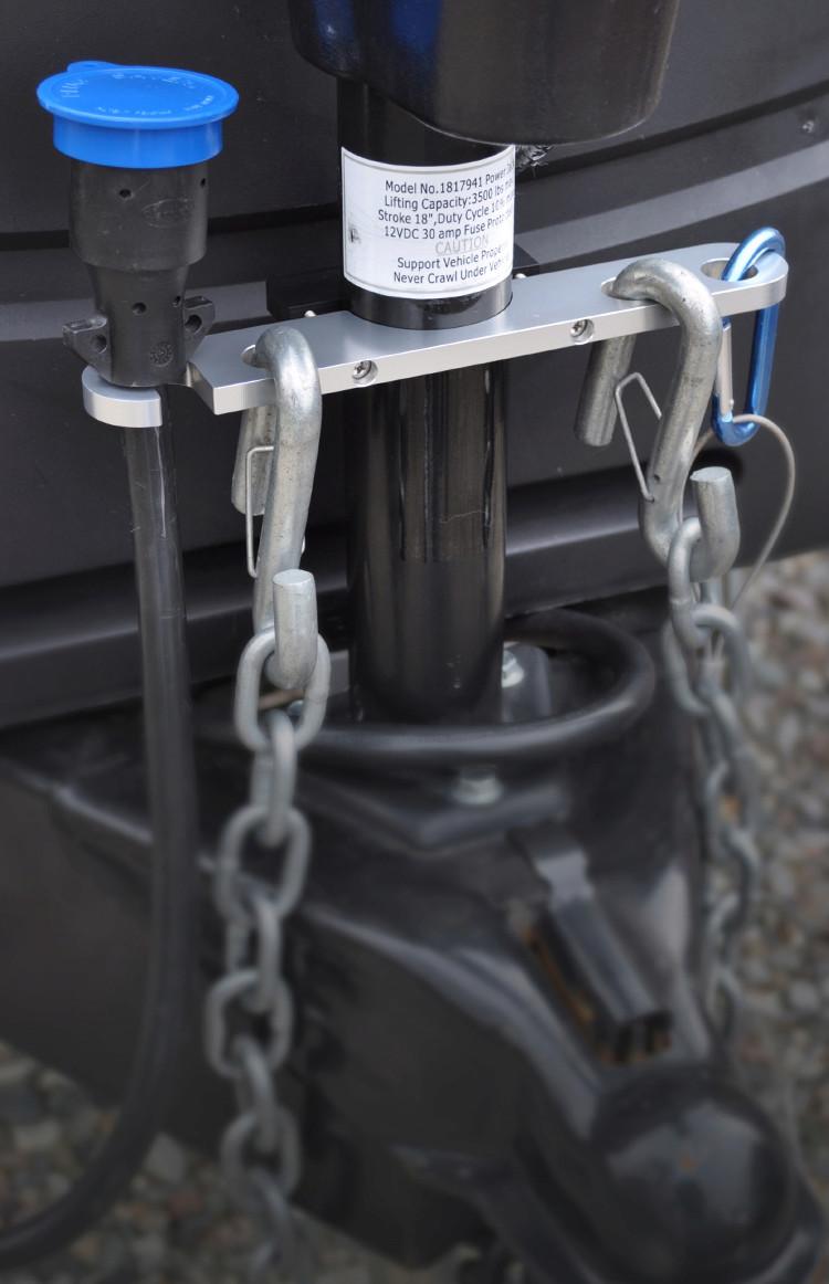 Protecteur de connecteur 7Pin Silver10