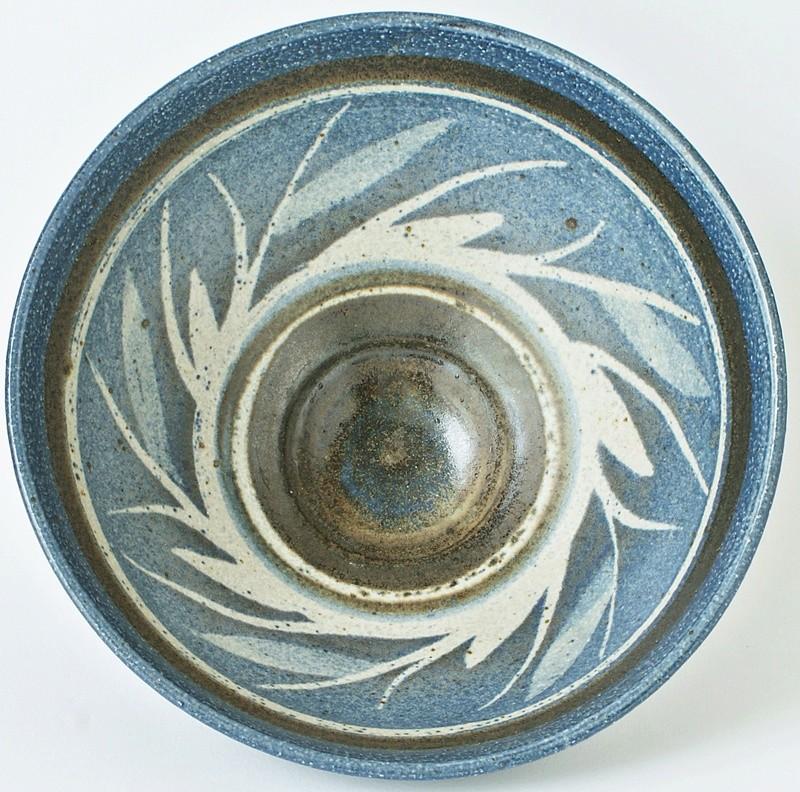 Studio Pottery Large Bowl. Dsc02111