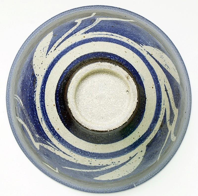 Studio Pottery Large Bowl. Dsc02112