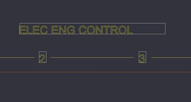 DXF -> Problème de taille de police Elec210